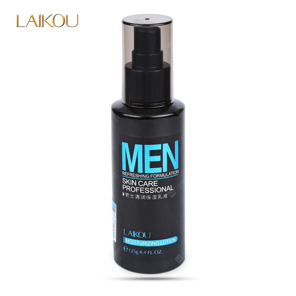 BLUE AND BLACK LAIKOU Men Skin Care Moisturizing Oil Control Lotion
