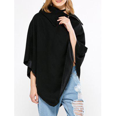 Women Simple Style Loose Cloak