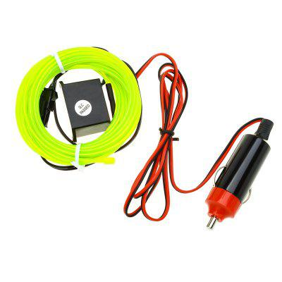 5M Neon EL Wire Glow String Light
