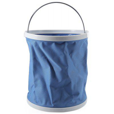 9L Collapsible Car Wash Bucket Auto Accessory