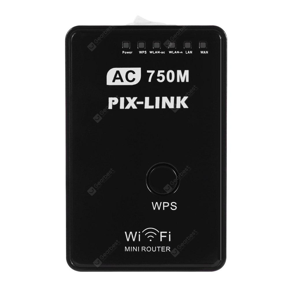 PIX - LINK AC01 750Mbps Dualband AP Router Repeater