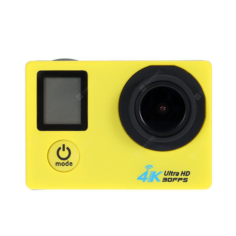 4K 1080P WiFi 30M Underwater Action Sport Camera Camcorder