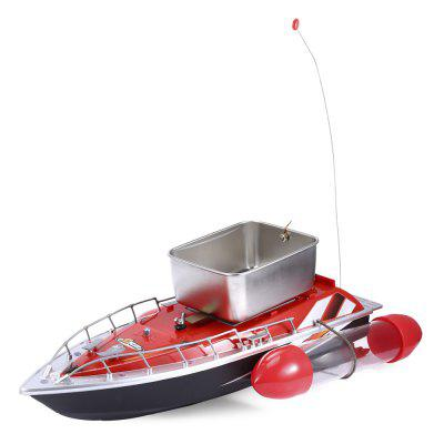 Mini Wireless Remote Control Bait Boat for Finding Fish