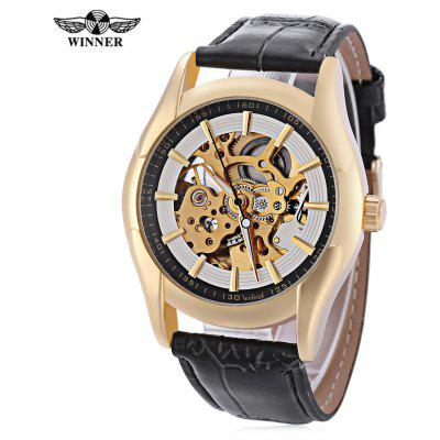 Winner 006  Auto Mechanical Male Watch