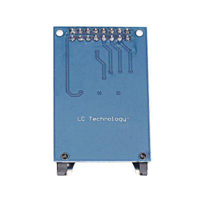 SD Card Reading Writing ModuleSensors<br>SD Card Reading Writing Module<br><br>Package Contents: 1 x SD Card Module<br>Package Size(L x W x H): 10.00 x 7.00 x 1.50 cm / 3.94 x 2.76 x 0.59 inches<br>Package weight: 0.019 kg<br>Product Size(L x W x H): 5.00 x 3.00 x 0.90 cm / 1.97 x 1.18 x 0.35 inches<br>Product weight: 0.007 kg