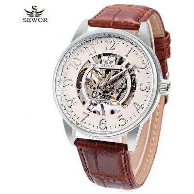 SEWOR SW028 Male Mechanical Watch