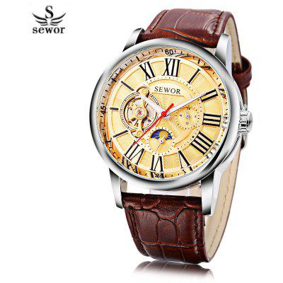 SEWOR SW069 Male Auto Mechanical Watch