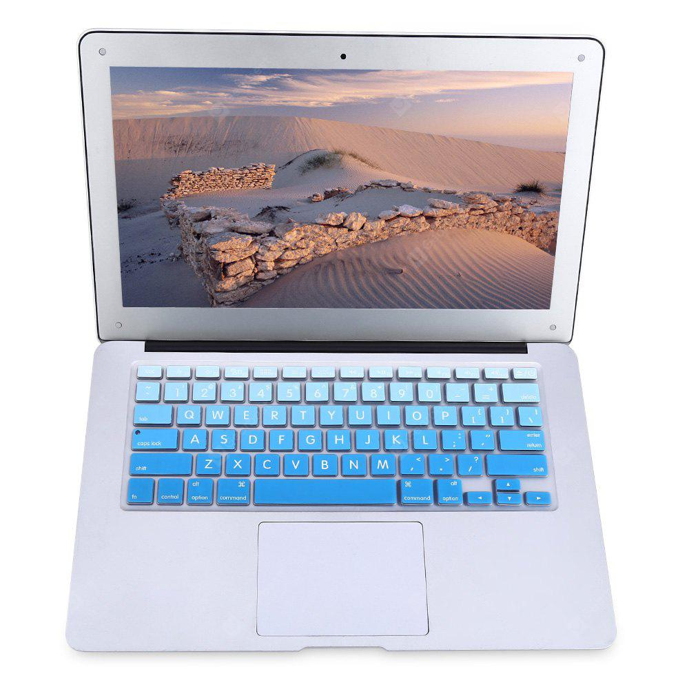 Big Character Graduated Color Laptop Keyboard Protective Film