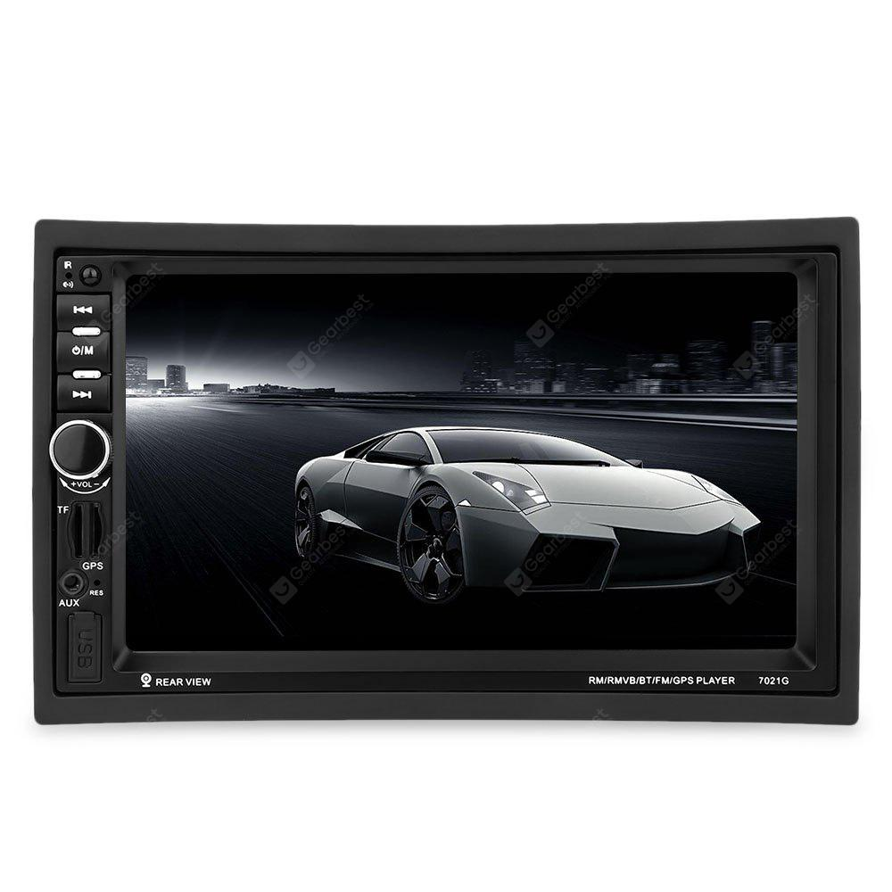 Image result for 7021G 7 inch Vehicle Mounted MP5 Player gearbest