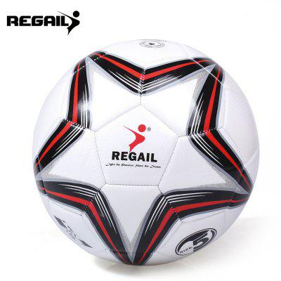 REGAIL Size 5 PU Star Training Football