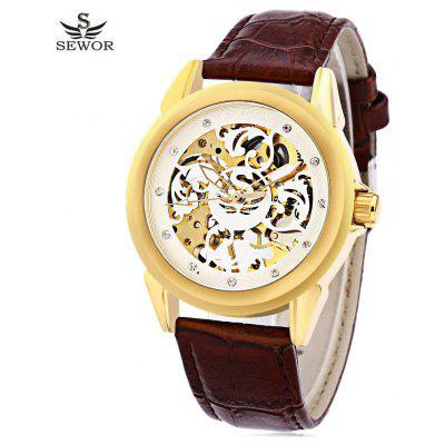 SEWOR SW056 Male Mechanical Hand Watch
