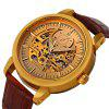 SEWOR SW045 Male Mechanical Watch - GOLDEN