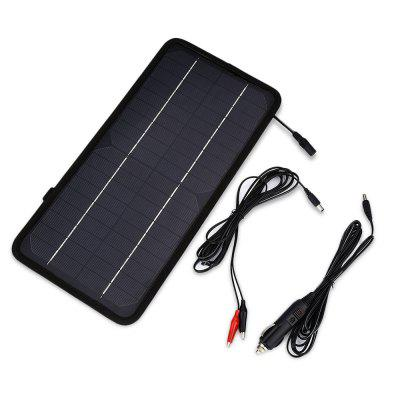 4.5W 18V Solar Panel Car Battery Charger