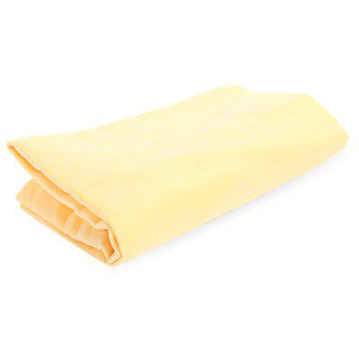 430 x 320mm Imitated Buckskin Car Washcloth Washable Wiper