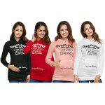 Pocket Decoration Sheath Women Hoodie photo