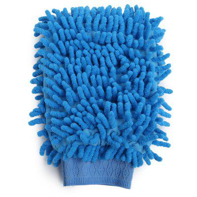 Microfiber Dual-sided Car Wash Mitt