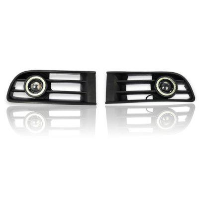 Pair of Bumper Fog Lamp for Volkswagen Polo