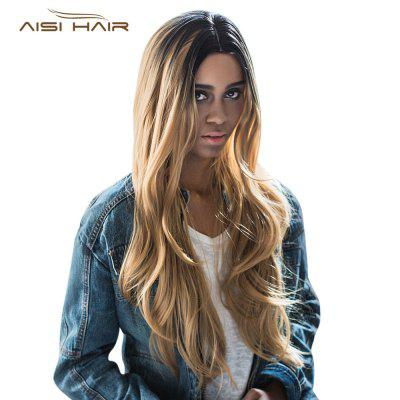 AISIHAIR Long Natural Straight Wigs