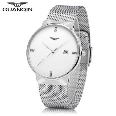 GUANQIN GS19054 Male Quartz Watch