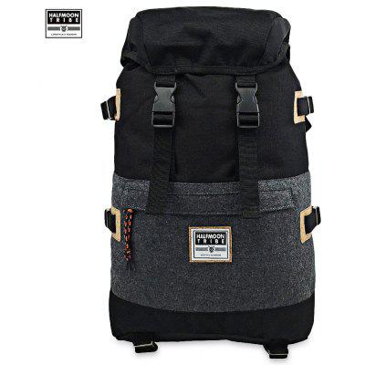 HALFMOON TRIBE Shoulder Backpack Business Travel Bag
