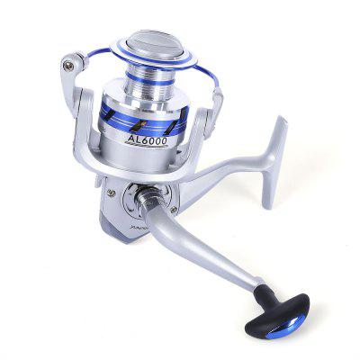 YUMOSHI 12BB Spinning Fishing ReelOther Sports Gadgets<br>YUMOSHI 12BB Spinning Fishing Reel<br><br>Package Contents: 1 x Fishing Reel<br>Package Size(L x W x H): 15.20 x 15.00 x 9.60 cm / 5.98 x 5.91 x 3.78 inches<br>Package weight: 0.4820 kg<br>Product weight: 0.3700 kg