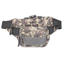 Camp Travel Sport Tool Shoulder Waist Bag for Men