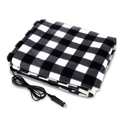 12V Car Heated Blanket Electric Heating Cushion