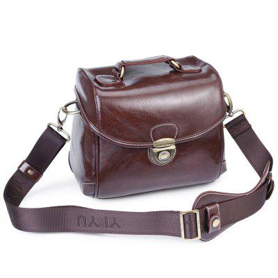 Retro Color DSLR Camera Photography Shoulder Bag Handbag