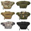 Camp Travel Sport Tool Shoulder Waist Bag for Men - CP CAMOUFLAGE