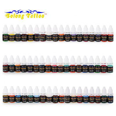 Solong Tattoo 8ml 54 Colors / Kit Pigments Inks