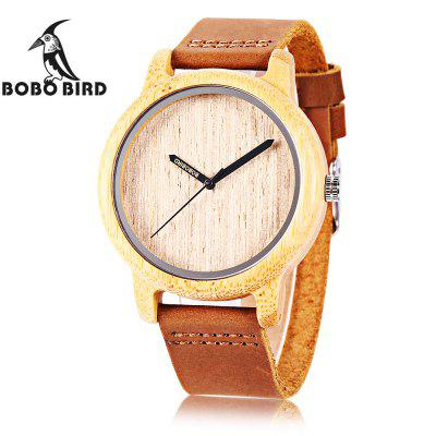 BOBO BIRD A22 Unisex Quartz Watch
