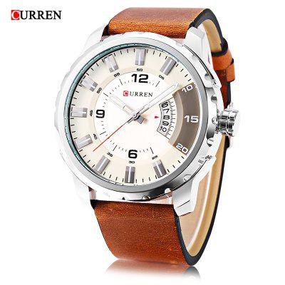 Curren 8245 Male Quartz Watch