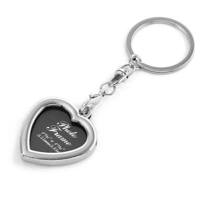 Photo Frame Keychain Personalized Creative Gift Car Keyring