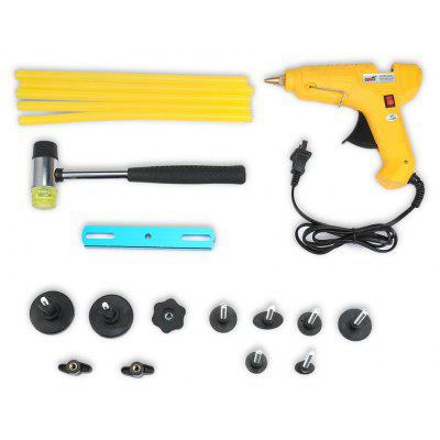 Vehicle Paintless Dent Repair Tool Kit