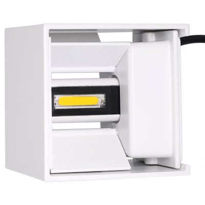 7W 770LM Square LED Wall Lamp
