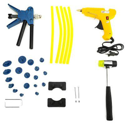 Car Paintless Repairing Tool Puller Lifter Dent Removal Kit