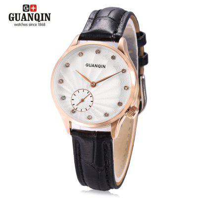 GUANQIN GS19052 Female Quartz Watch