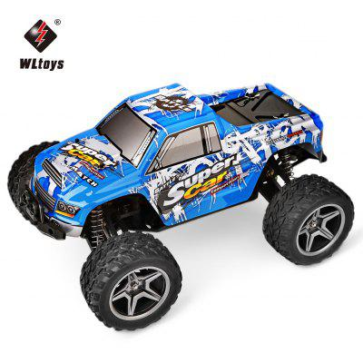 WLtoys 12402 Remote Control Electric Monster