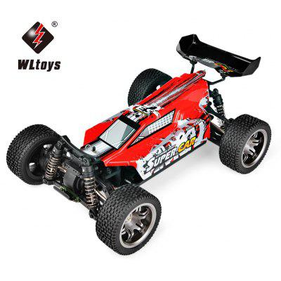 Wltoys Rc Off Road Electric Car Online