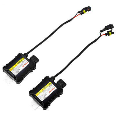 Pair of 55W Car HID Ballast