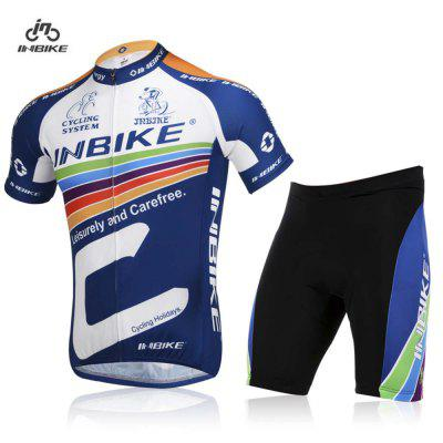 INBIKE Breathable Cycling Shorts Wear Suit Bike Clothes