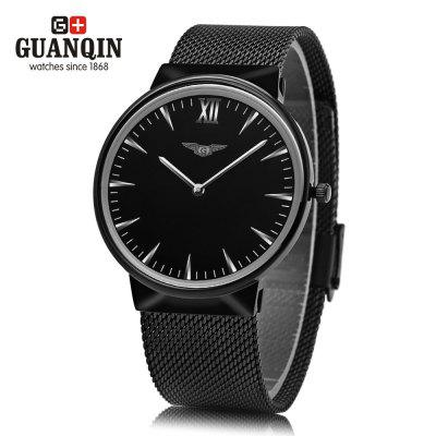 GUANQIN GS19056 Male Quartz Watch
