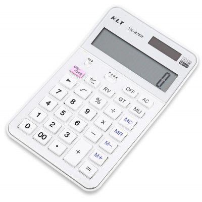 KLT SJC - 876H Advanced Electronic Calculator Office Supplies