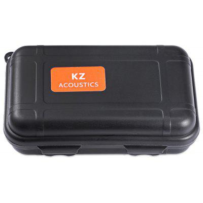 KZ PP Earphones Accessory Box  Organizer for Headphones