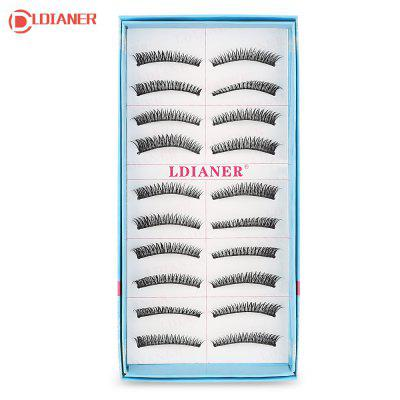 LDIANER Extension Supernatural Cross Section Eyelashes