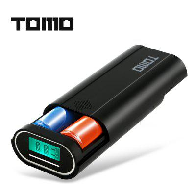 TOMO M2 DIY 2 x 18650 Li-ion Battery Power Charger