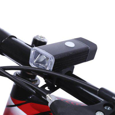 Bike Front Handlebar LED Lamp Night Cycling Light Torch