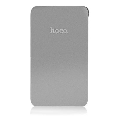 HOCO B13 5000mAh Power Bank Micro USB Cable 8 Pin