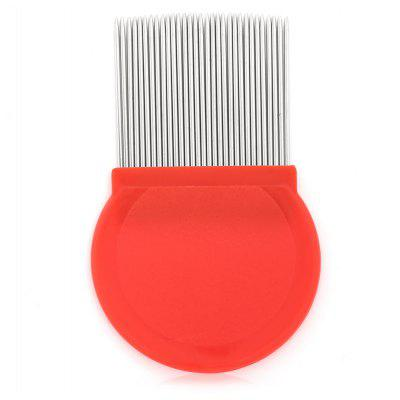 Pet Dog Cat Fine toothed Comb Cleaning Lice Flea Brush 203819001