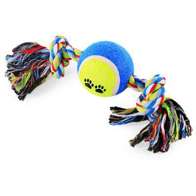 Double Knot Rope Dog Pet Toy